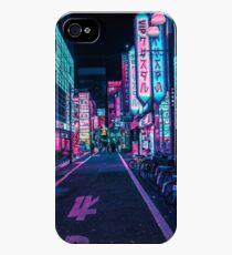 Tokyo - A Neon Wonderland iPhone 4s/4 Case