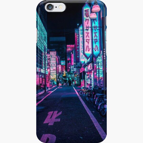 Tokyo - A Neon Wonderland Coque rigide iPhone