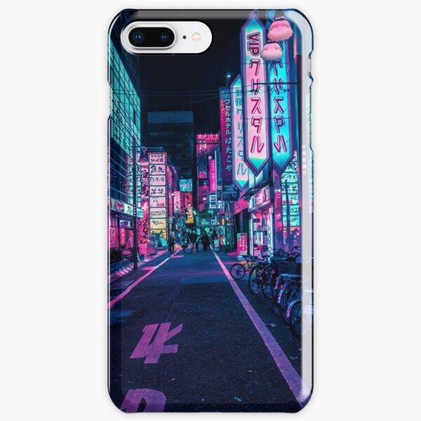 Tokio - Ein Neonwunderland iPhone Leichte Hülle