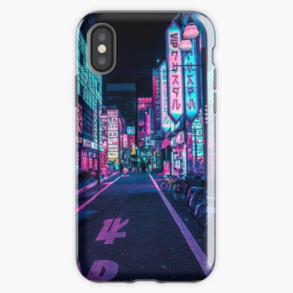 Tokyo - A Neon Wonderland Coque antichoc iPhone