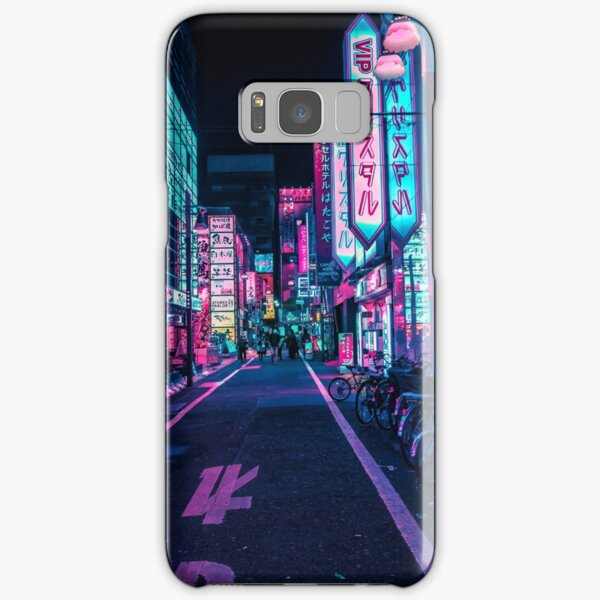 Tokyo - A Neon Wonderland  Samsung Galaxy Snap Case