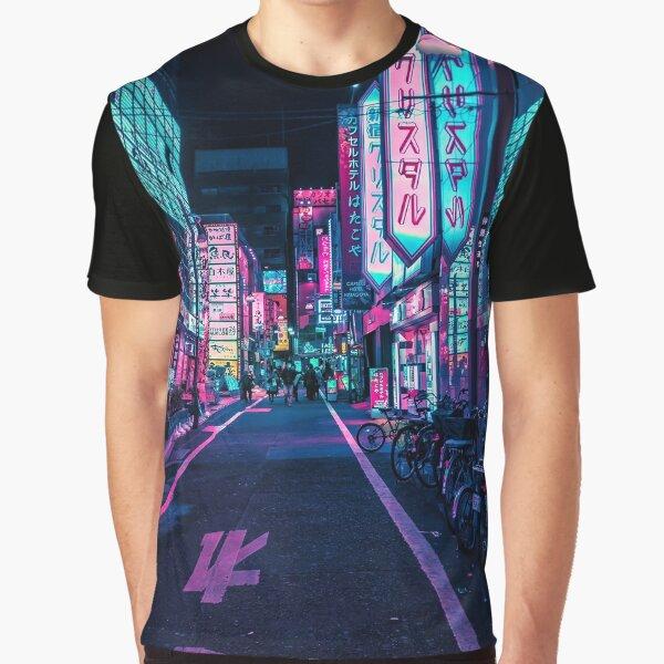 Tokyo - A Neon Wonderland  Graphic T-Shirt
