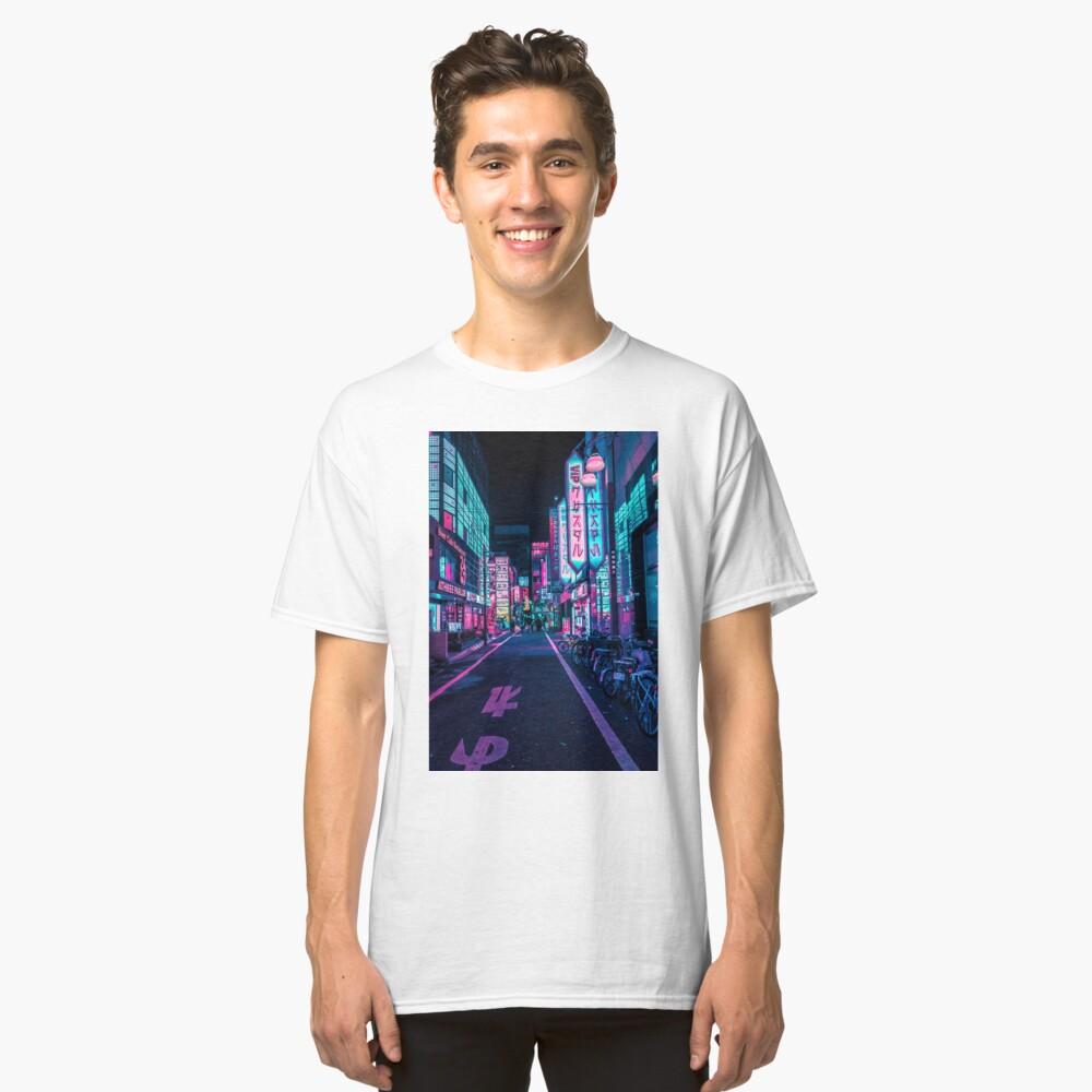 Tokio - Ein Neon-Wunderland Classic T-Shirt