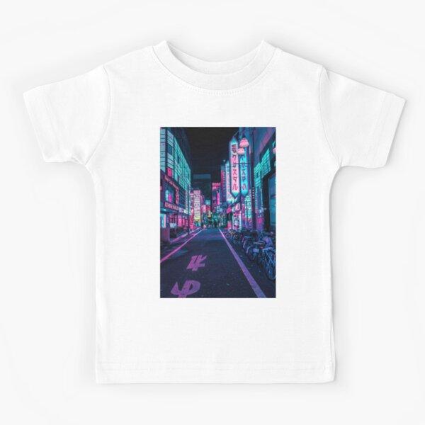 Tokyo - A Neon Wonderland T-shirt enfant
