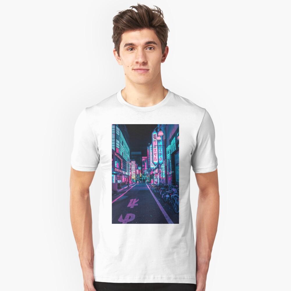 Tokio - Ein Neon-Wunderland Unisex T-Shirt