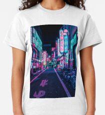 Tokyo - A Neon Wonderland Classic T-Shirt