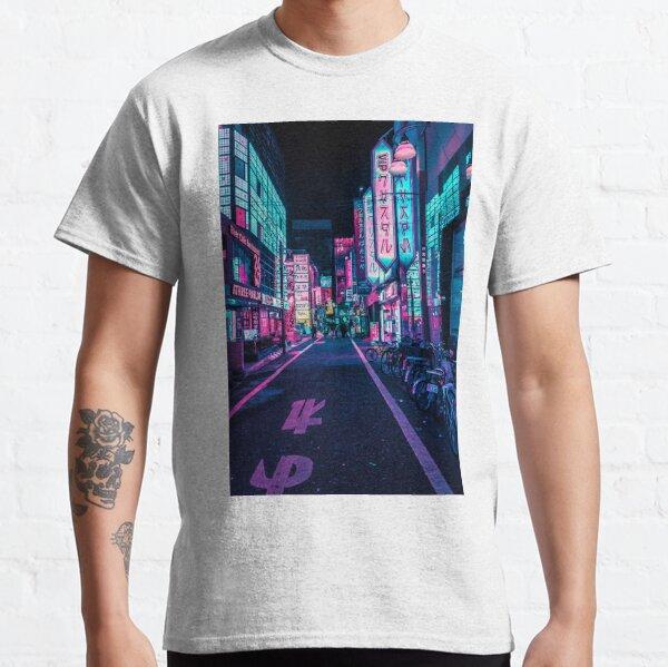 Tokio - Ein Neonwunderland Classic T-Shirt