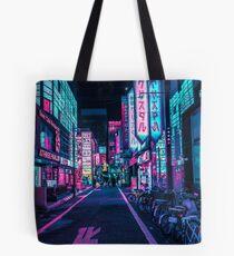 Tokio - Ein Neon-Wunderland Tote Bag