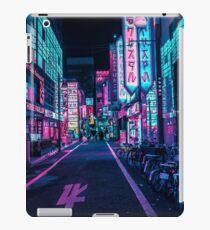 Tokyo - A Neon Wonderland iPad Case/Skin