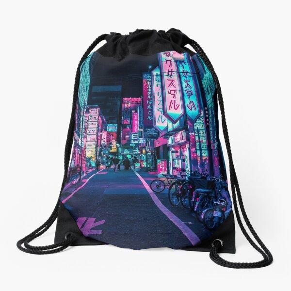 Tokio - Ein Neonwunderland Turnbeutel
