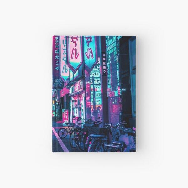 Tokyo - A Neon Wonderland  Hardcover Journal