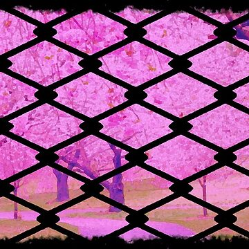 cherry blossom and chainmail by mysteriosupafan