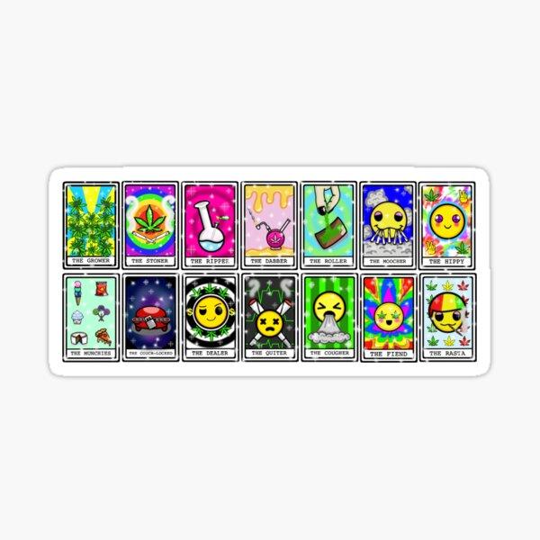 TAROT CARD SET Sticker