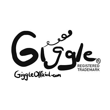Giggle Logo | Giggle Merch by GiggleOfficial