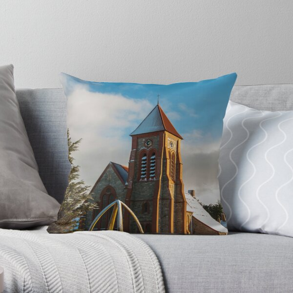 Stanley Cathedral Throw Pillow