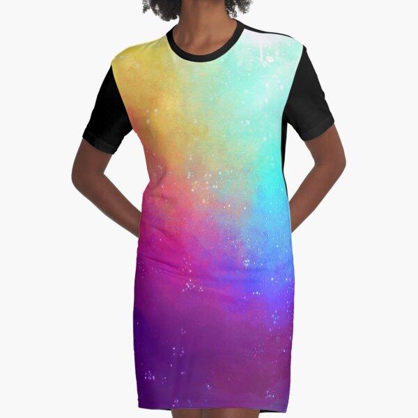 Galaxy Sky Robe t-shirt