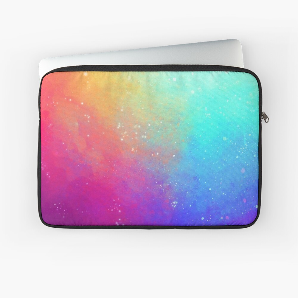 Galaxy Sky Laptop Sleeve Front