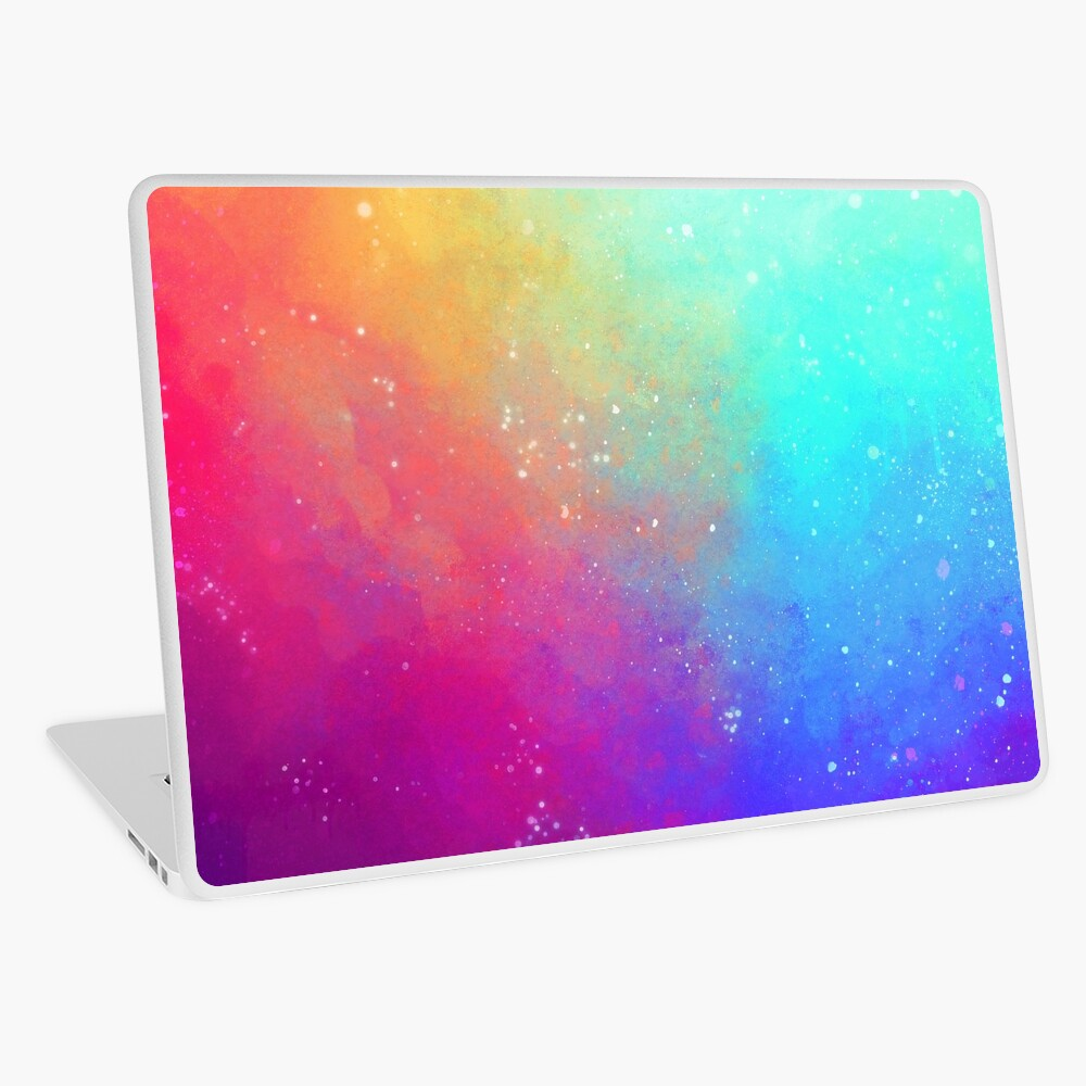 Galaxy Sky Laptop Skin