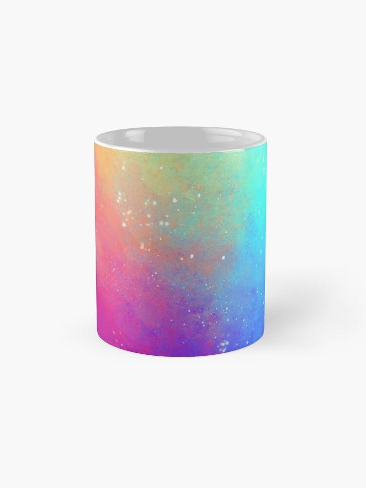 Alternate view of Galaxy Sky Mug