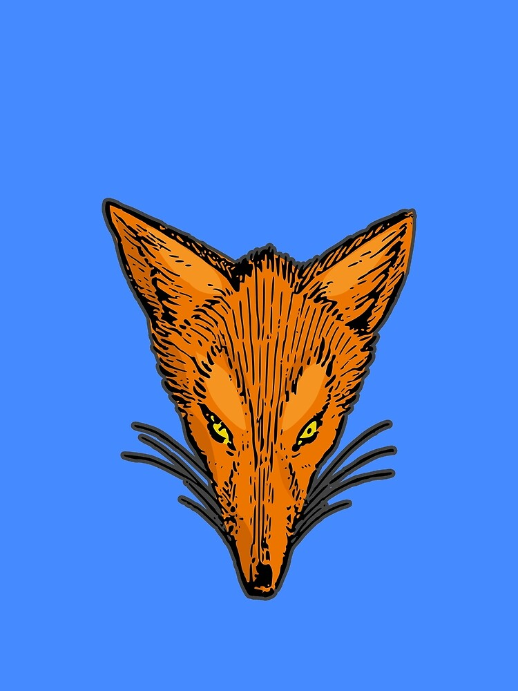 cute fox by MisterSmithers