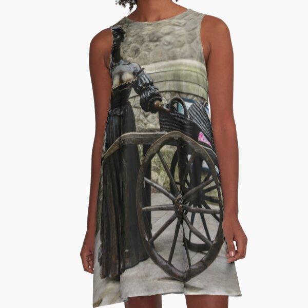 Molly Malone A-Line Dress