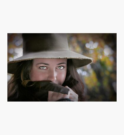 The Drover's Daughter Photographic Print