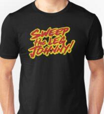 Sweet das Leg Johnny, lustige Karate Design T-Shirt Unisex T-Shirt