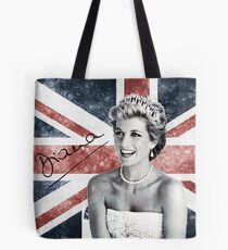 Lady Diana Tote Bag