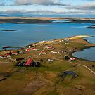 Goose Green, Falkland Islands. by Terry Mooney