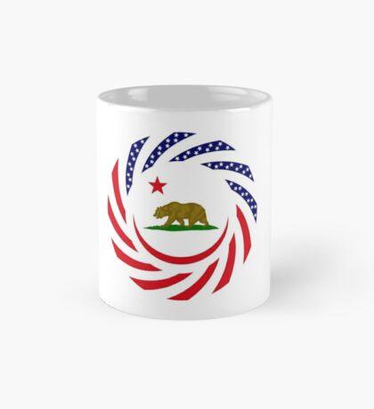Californian Murican Patriot Flag Series Mug