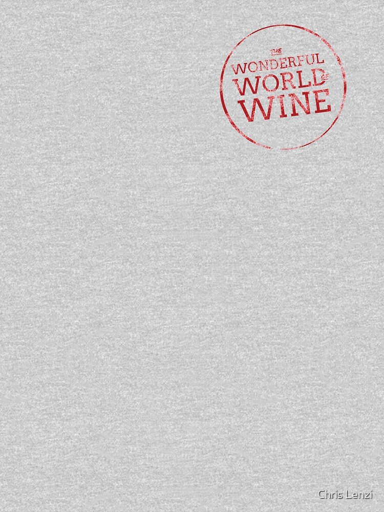 Wonderful World of Wine by StuffByMe