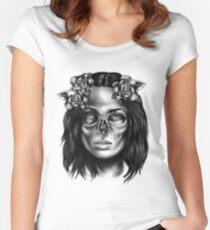 Living Dead Girl Women's Fitted Scoop T-Shirt