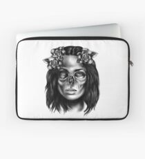 Living Dead Girl Laptop Sleeve