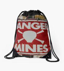 Mines Drawstring Bag