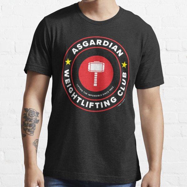 Asgardian Weightlifting Club Essential T-Shirt