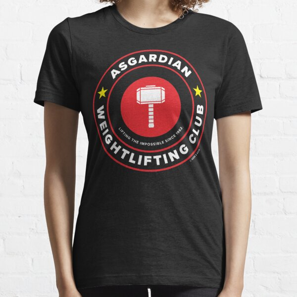 Asgardian Weightlifting Club Essential T-Shirt