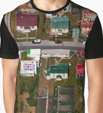 Roofs Graphic T-Shirt