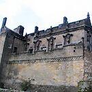 Stirling Castle, Scotland by Dan Shiels