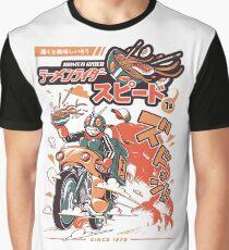 Camiseta gráfica Ramen Rider