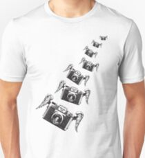 Flying Plastic - HOLGA Unisex T-Shirt