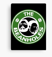 The Beanholes Logo Canvas Print