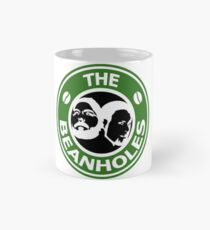 The Beanholes Logo Mug