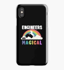 Engineers Are Magical iPhone Case