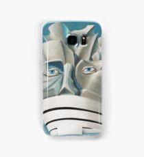 Both Guggenheim's Portrait Samsung Galaxy Case/Skin