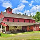 The Newlin Grist Mill by Lanis Rossi
