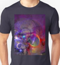 Friday Night - colorful digital abstract art by Gordan P. Junior T-Shirt