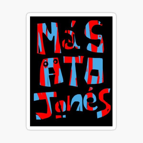 Masato Jones RBB Logo Sticker