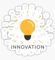 Innovation Design Sticker