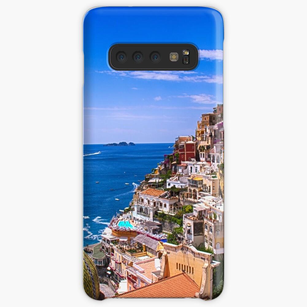 Liebe von Positano Italien Hüllen & Klebefolien für Samsung Galaxy