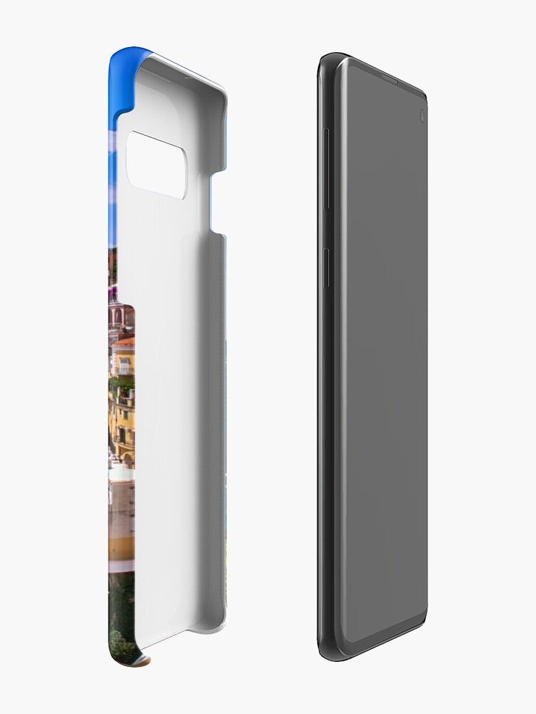 Alternative Ansicht von Liebe von Positano Italien Hüllen & Klebefolien für Samsung Galaxy